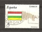 Sellos del Mundo : Europa : España :  Autonomias.- La Rioja.