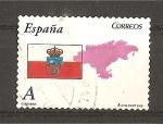Sellos del Mundo : Europa : España :  Autonomias.- Cantabria.