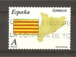 Sellos del Mundo : Europa : España :  Autonomias.- Cataluña.