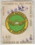 Stamps Honduras -  Insignia del Correo