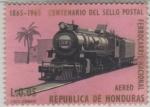 Sellos del Mundo : America : Honduras : Ferrocarril Nacional