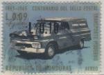 Stamps Honduras -  Transporte Moderno