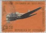 Sellos de America - Honduras -  Transporte Moderno