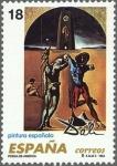 Stamps Spain -  PINTURAS ESPAÑOLAS