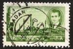 Stamps : Asia : Iran :  reza palhevi