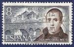 Sellos de Europa - España -  Edifil 2180 Jaime Balmes 8