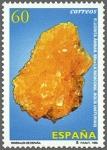 Stamps Spain -  MINERALES  DE ESPAÑA