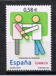 Sellos del Mundo : Europa : España : Edifil  4335  Valores Cívicos.