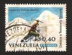 Stamps : America : Venezuela :  alpinismo en el estado de merida