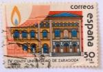 Sellos de Europa - España -  IV Centenario Universidad de Zaragoza