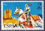 Sellos de Europa - España -  Edifil 2140 Guardia vieja de Castilla 2
