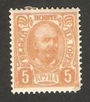 Stamps Montenegro -  principe nicolas