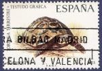 Sellos de Europa - España -  Edifil 2192 Tortuga terrestre 1