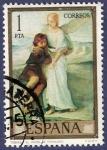 Sellos de Europa - España -  Edifil 2203 Tobías y el ángel 1