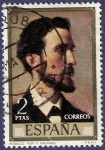 Sellos de Europa - España -  Edifil 2204 Eduardo Rosales 2