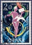 Sellos de Europa - España -  Edifil 2211 Centenario de Unión Postal Universal 2