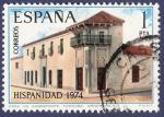 Stamps Spain -  Edifil 2213 Casa del virrey Sobremonte 1