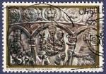 Stamps Spain -  Edifil 2217 Navidad 1974 2