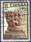 Sellos de Europa - España -  Edifil 2219 Navidad 1974 8