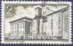 Stamps Spain -  Edifil 2229 Monasterio de Leyre 2