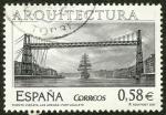 Stamps Spain -  ESPAÑA: Puente de Vizcaya