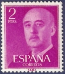 Sellos de Europa - España -  Edifil 1158 Serie básica Franco 2