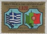 Stamps Honduras -  Centenario Fundación UPU