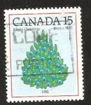 Sellos del Mundo : America : Canadá : MERRY CHRISTMAS - JOYEUX NOEL
