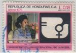 Sellos de America - Honduras -  Gloria de López Arellano