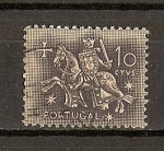 Stamps Portugal -  Rey Denis