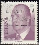 Stamps Spain -  ESPAÑA 2005 4145 Sello Rey D. Juan Carlos I 0,53€ usado Espana Spain Espagne Spagna Spanje Spanien
