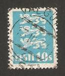 Stamps Europe - Estonia -  tres leones