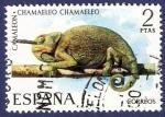 Stamps Spain -  Edifil 2193 Camaleón 2