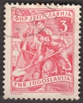 Stamps Yugoslavia -  hp  jyfo