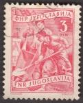 Sellos de Africa - Yugoslavia -  hp  jyfo
