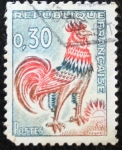 Stamps : Europe : France :  Gallo