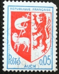 Stamps : Europe : France :  Escudo 0,05