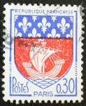 Stamps : Europe : France :  Escudo 0,30