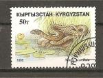 Sellos de Asia - Kirguistán -