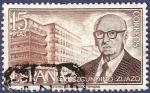 Stamps Spain -  Edifil 2243 Secundino Zuazo 15
