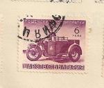 Stamps Bulgaria -  Moto