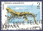 Stamps Spain -  Edifil 2273 Tritón 2