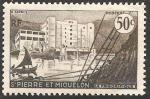 Stamps : America : San_Pierre_&_Miquelon :  san pierre