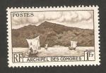 Stamps Africa - Comoros -  Bahía de Anjouan