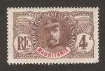 Stamps Africa - Mauritania -  general faidherbe