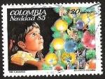 Sellos del Mundo : America : Colombia : NAVIDAD