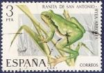 Stamps : Europe : Spain :  Edifil 2274 Ranita de San Antonio 3