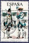 Sellos de Europa - España -  Edifil 2236 Sargento y granadero de Toledo 1