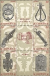 Stamps Europe - Spain -  ARTESANIAS ESPAÑOLAS.HIERRO.