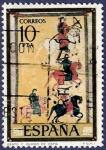 Sellos de Europa - España -  Edifil 2290 Códice Burgo de Osma 10